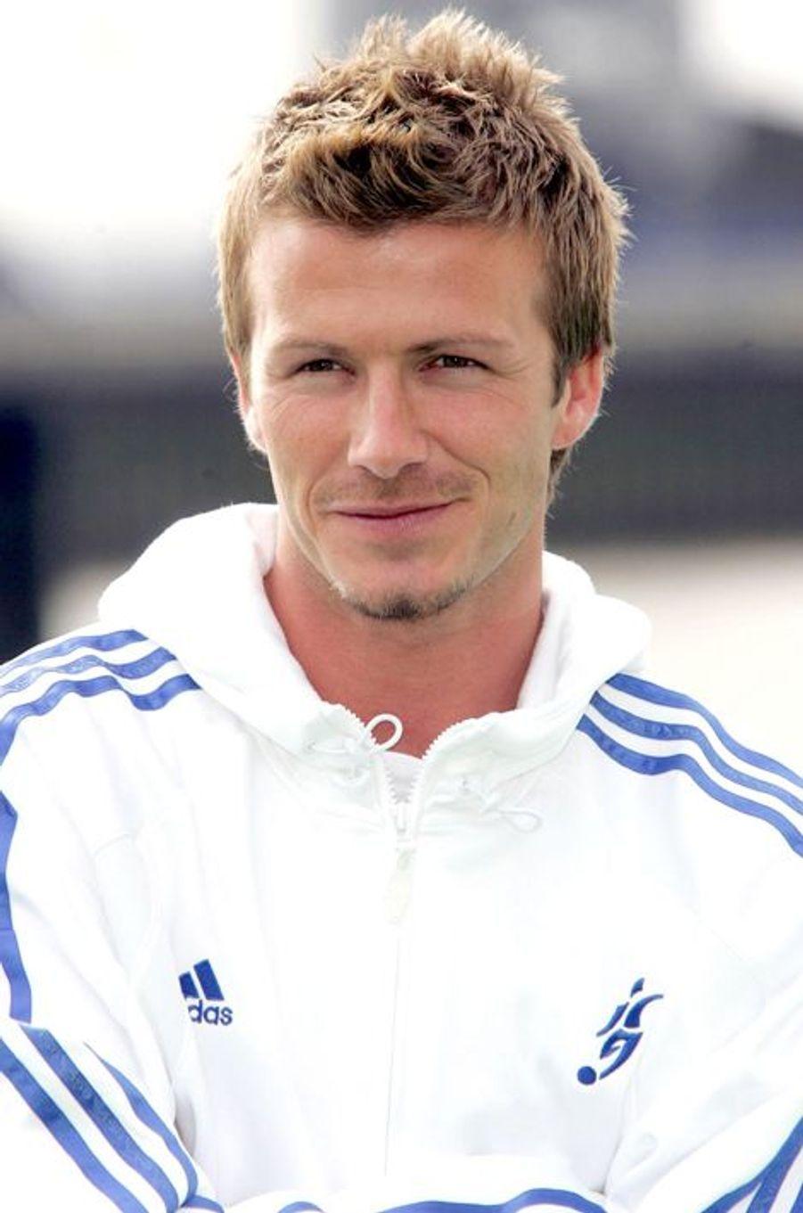 En 2005 au Real Madrid