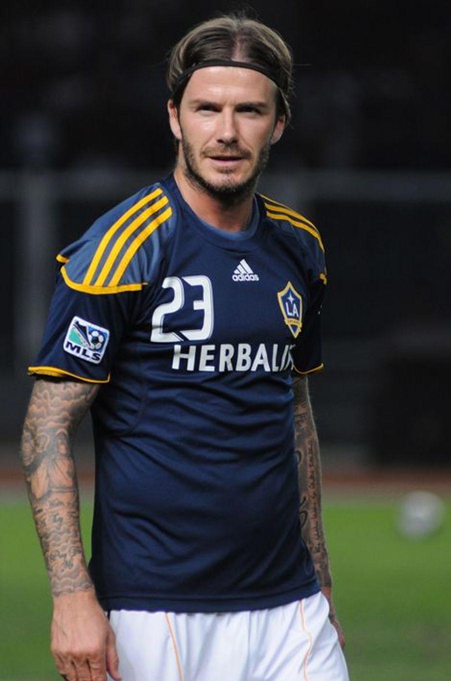 En 2011 pour les Los Angeles Galaxy