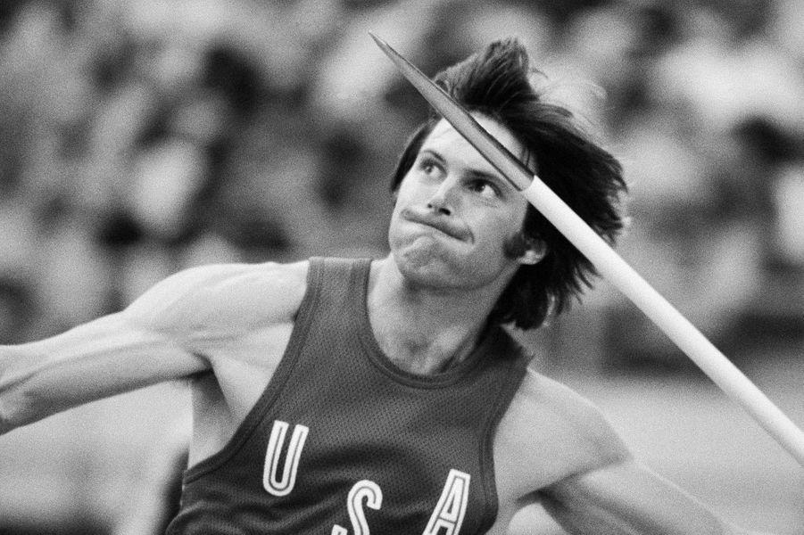 Caitlyn Jenner aux Jeux Olympiques de Montréal en 1976