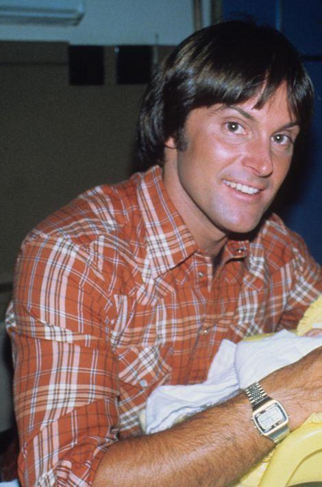 Caitlyn Jenner en 1981
