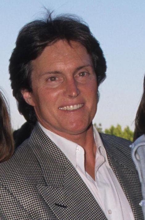 Caitlyn Jenner en 1998