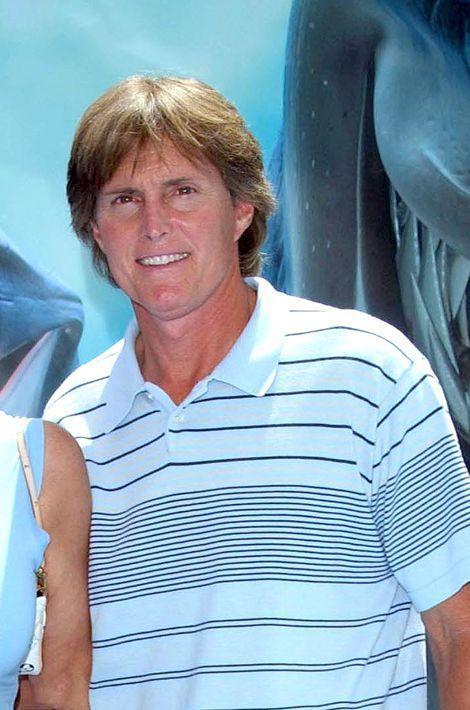 Caitlyn Jenner en 2003