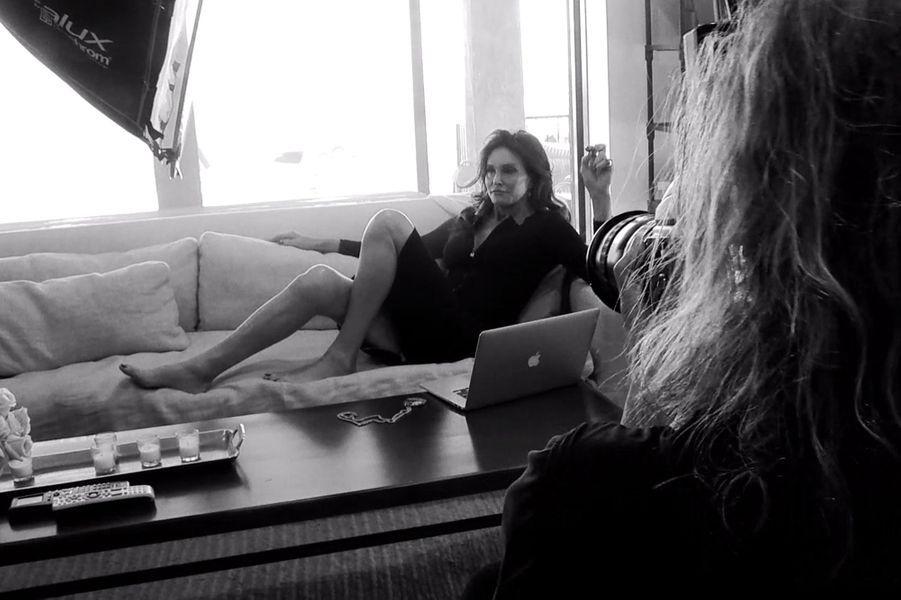 Caitlyn Jenner en juin 2015