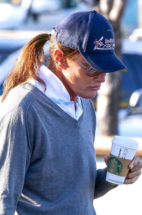 Caitlyn Jenner le 15 janvier 2015