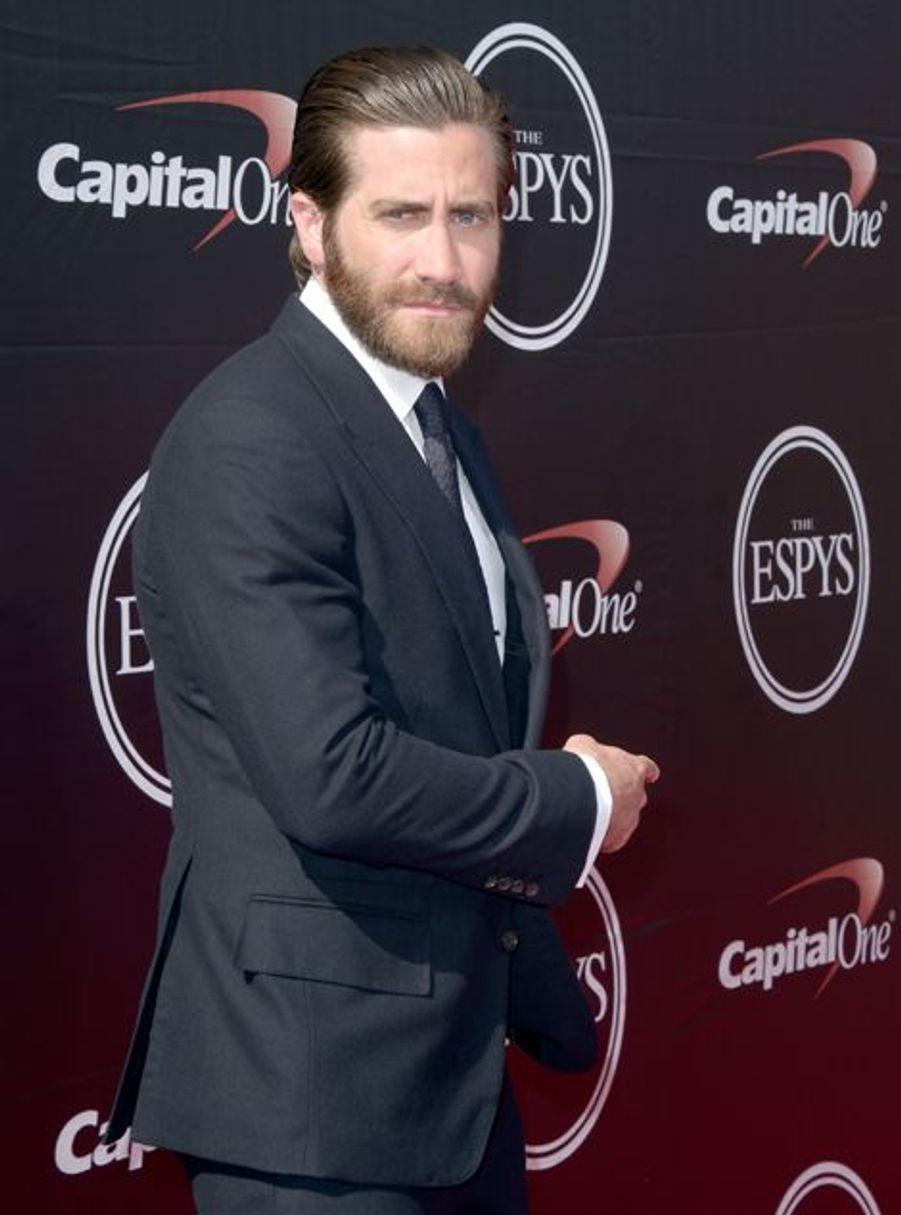 Jake Gyllenhaal à Los Angeles le 15 juillet 2015