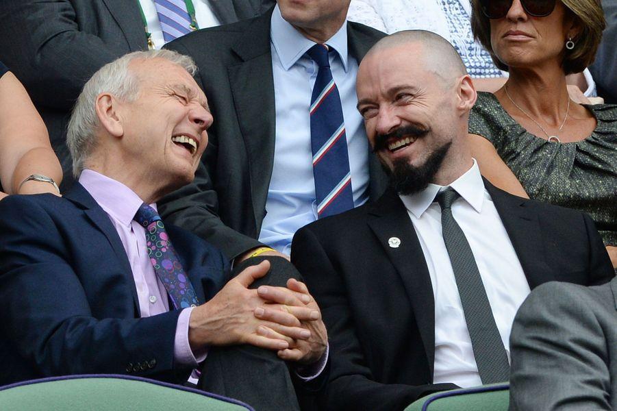 Les stars au rendez-vous de Wimbledon