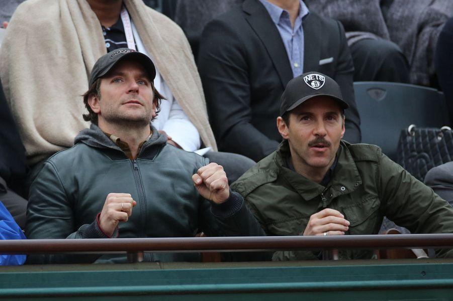 Bradley Cooper et Alessandro Nivola