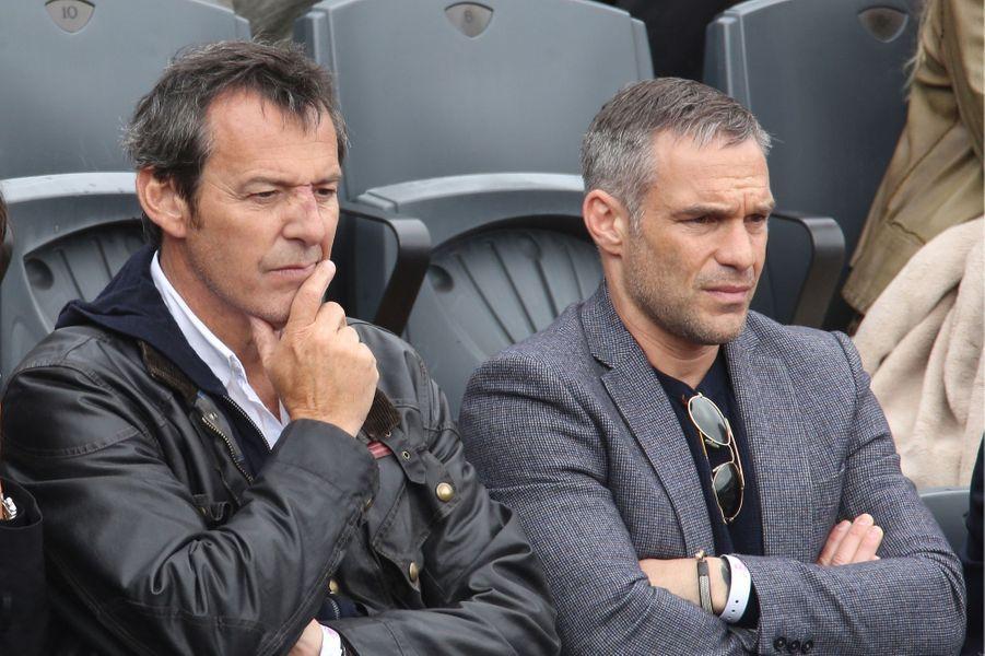 Jean-Luc Reichmann et Philippe Bas