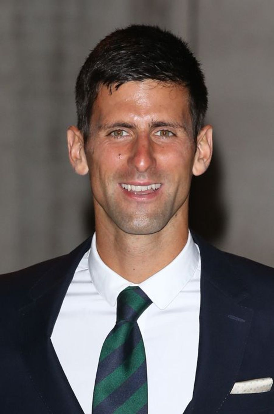Novak Djokovic à Londres le 12 juillet 2015