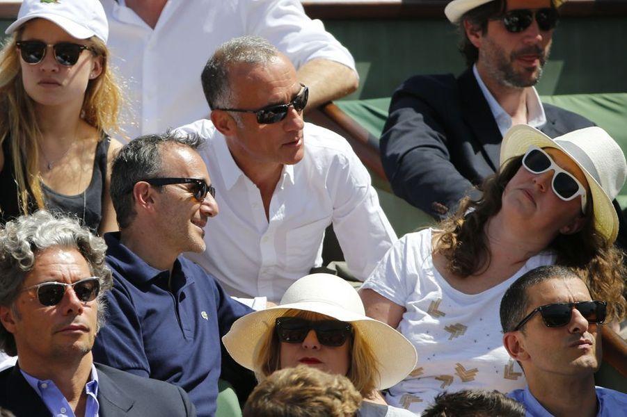 Elie Semoun et Gilles Bouleau