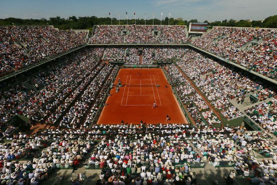 Une finale VIP à Roland Garros