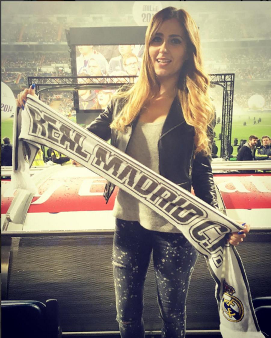 Ana Sofia Moreira, la compagne de Pepe.