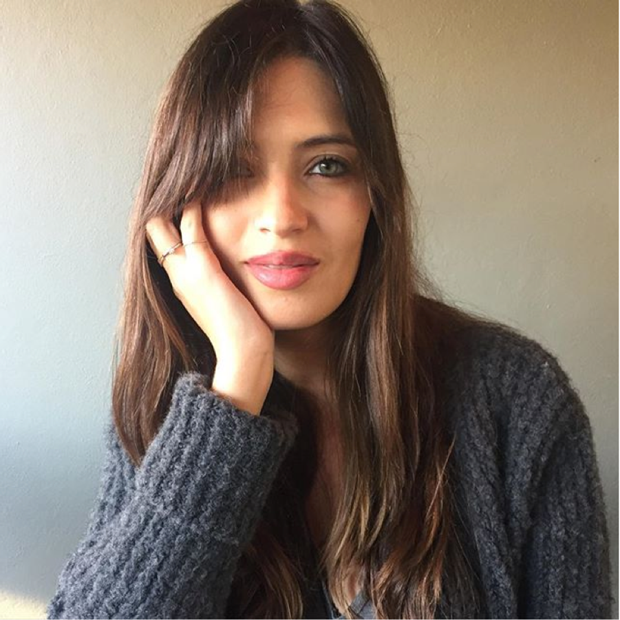 Sara Carbonero, la compagne d'Iker Casillas.
