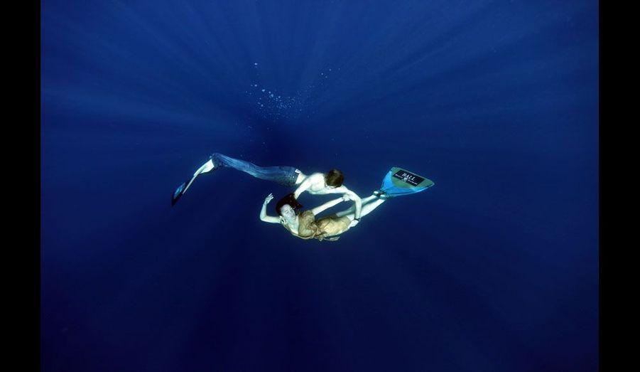 Féerie sous-marine