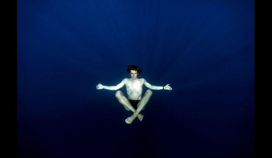 Pour évoquer sa discipline, Guillaume parle de « méditation » : « Quand je plonge, je m'efforce de faire le vide pour être entièrement concentré sur l'instant présent et mes sensations. Il ne s'agit pas de se battre avec l'eau mais de faire corps avec elle. »