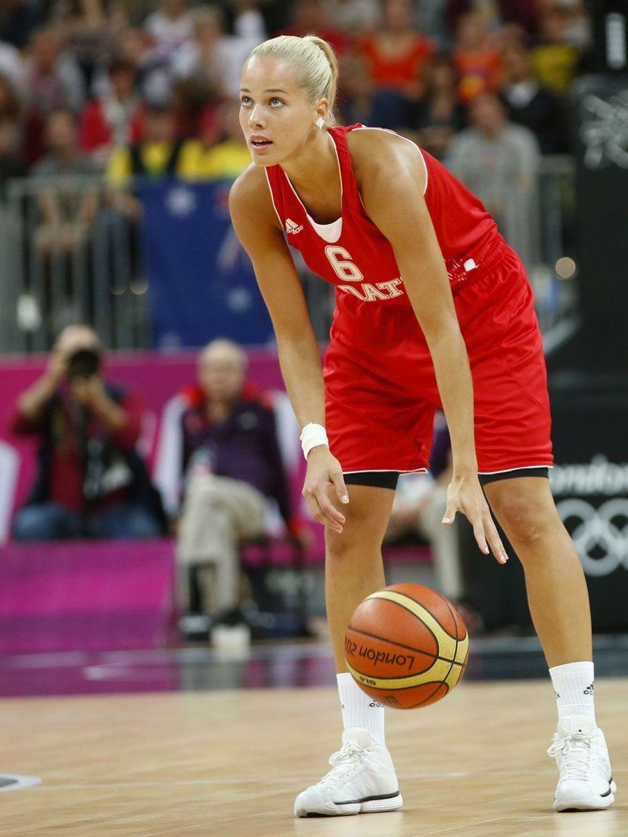 Antonija Misura - Basket-ball (Croatie)