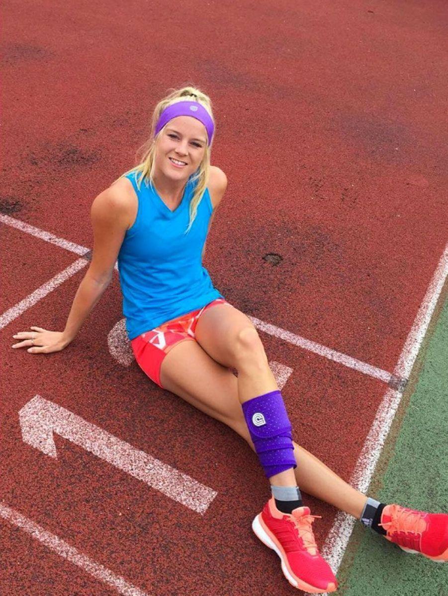Brooke Stratton - Athlétisme (Australie)
