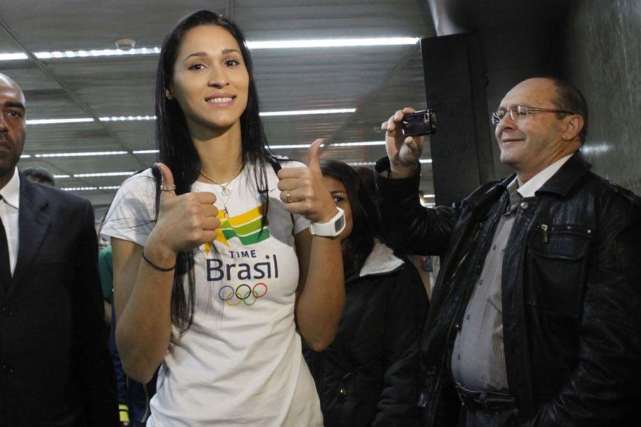 Jaqueline Carvalho - volley-ball (Brésil)