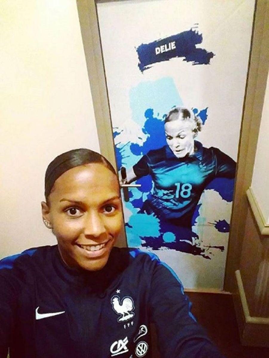 Marie-Laure Delie - Football (France)