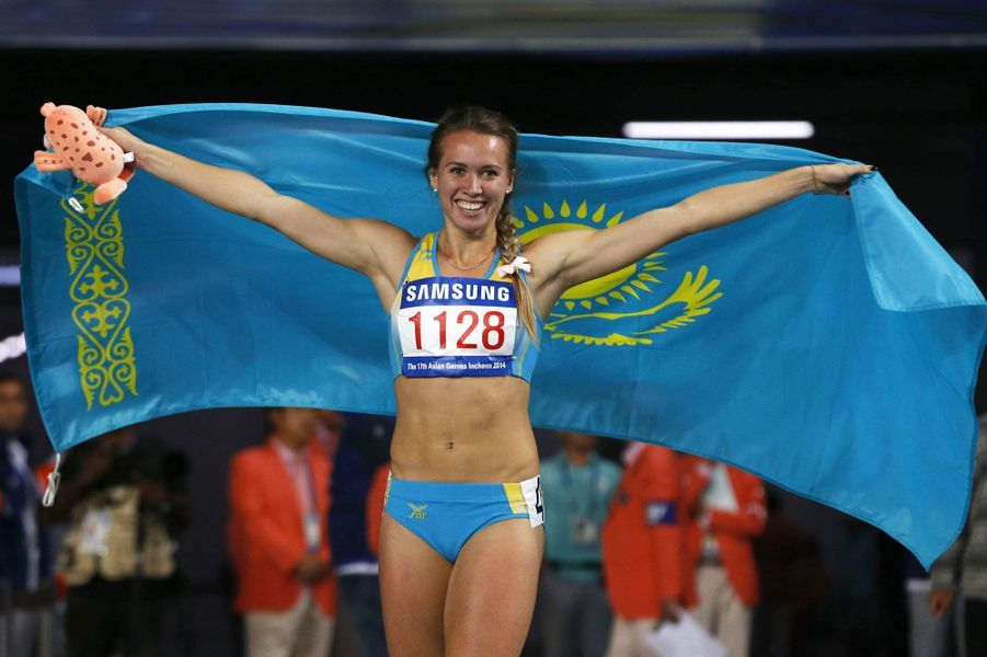 Olga Safronova - Athlétisme (Kazakhstan)