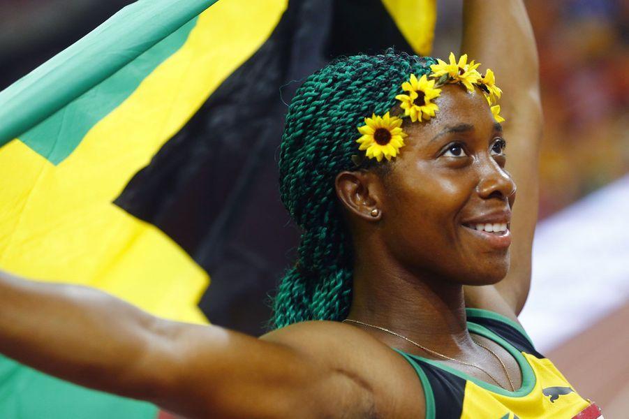 Shelly-Ann Fraser-Pryce - Athlétisme (Jamaïque)