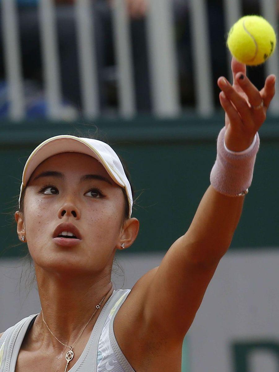 Wang Qiang - Tennis (Chine)