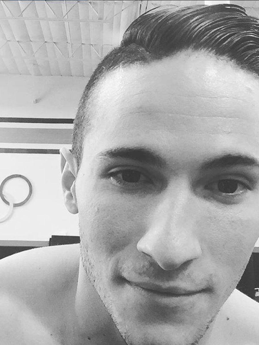 Alex Naddour - Gymnastique (Etats-Unis)
