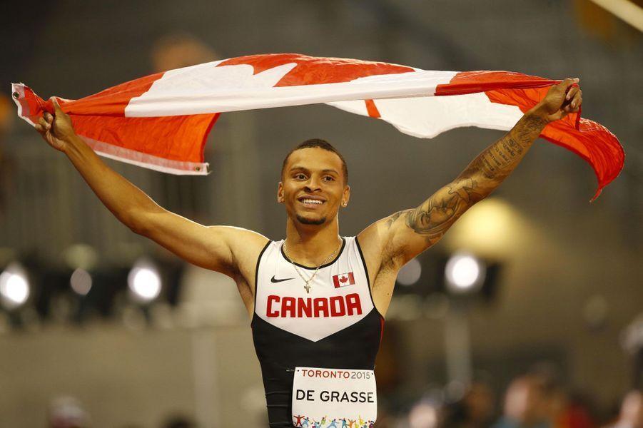 Andre De Grasse - Athlétisme (Canada)