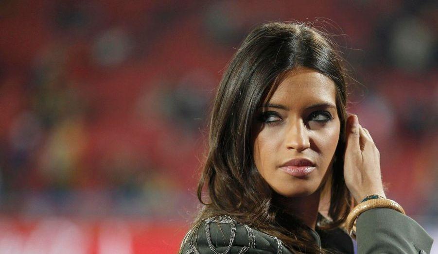 Sara Carbonero brûle d'une passion ardente pour Iker Casillas, le portier de l'équipe d'Espagne championne du monde...