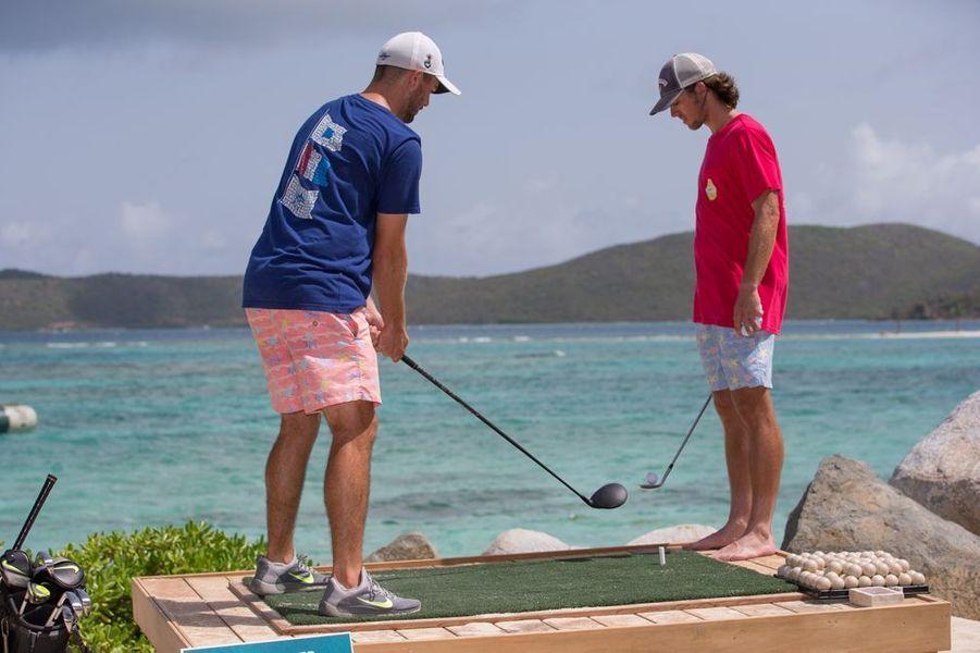 """Aucune règle """"golfistique"""" n'est respectée"""
