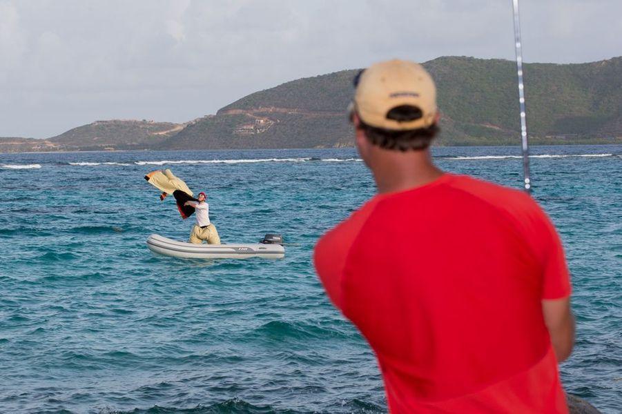 La mer des Caraïbes, destination finale pour des centaines de balles