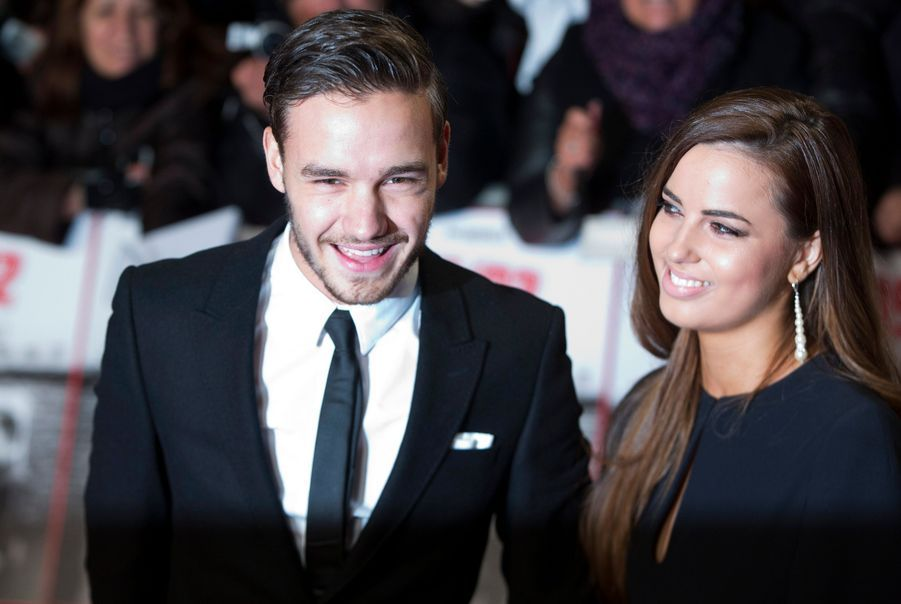 Liam Payne du groupe One Direction et sa petite amie Sophia Smith