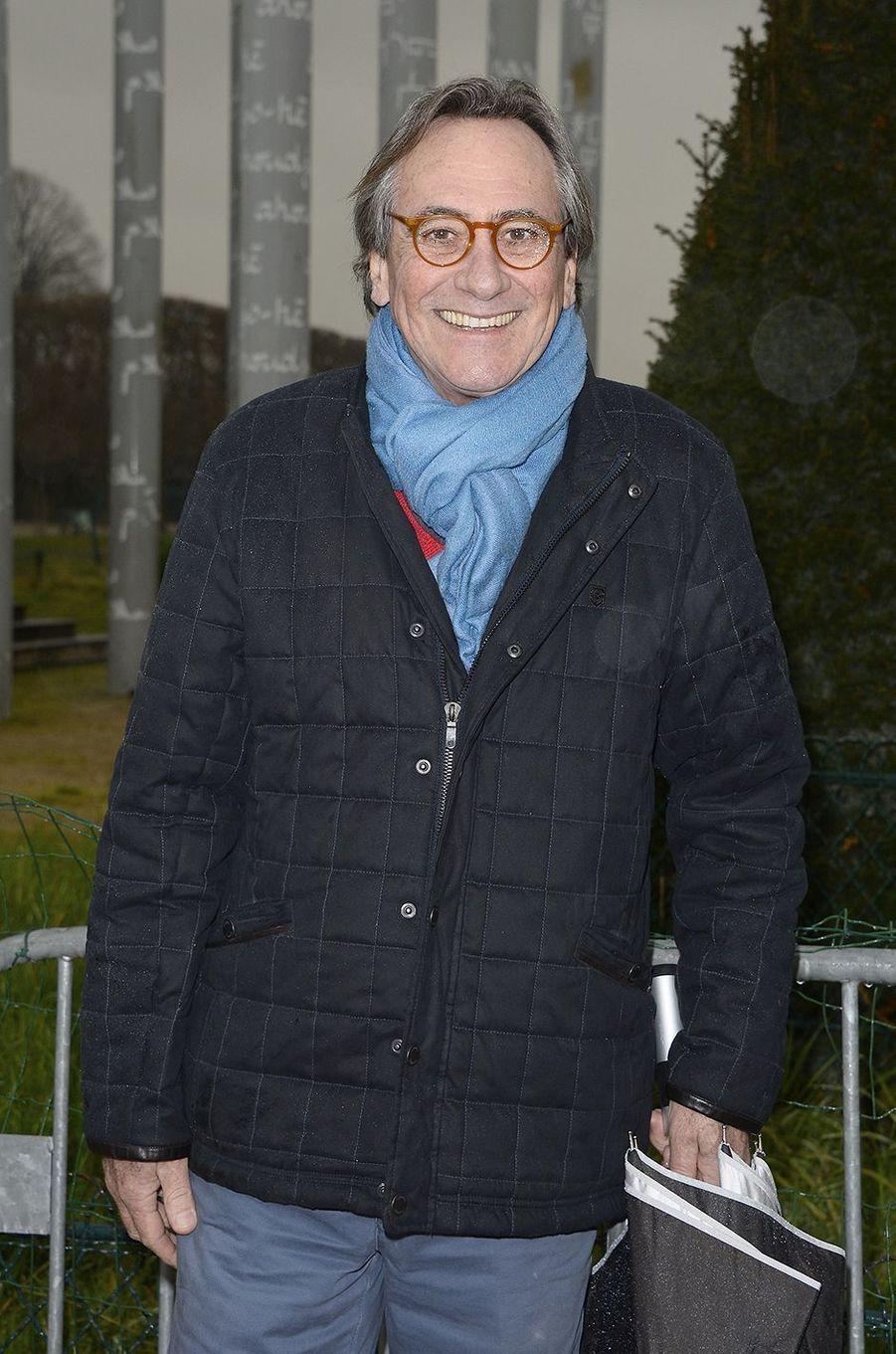 Philippe Lavil à Paris le 30 mars 2016