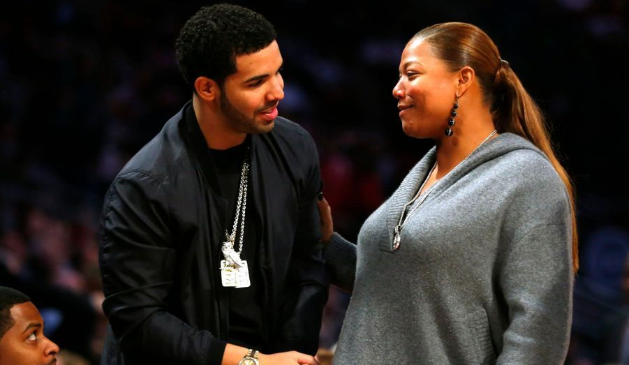 Drake et Queen Latifah