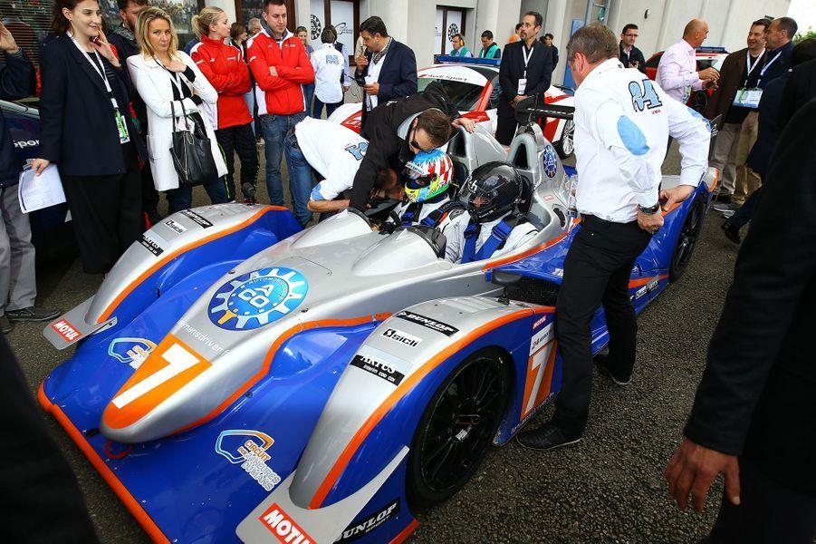 Que les 24h du Mans commence !