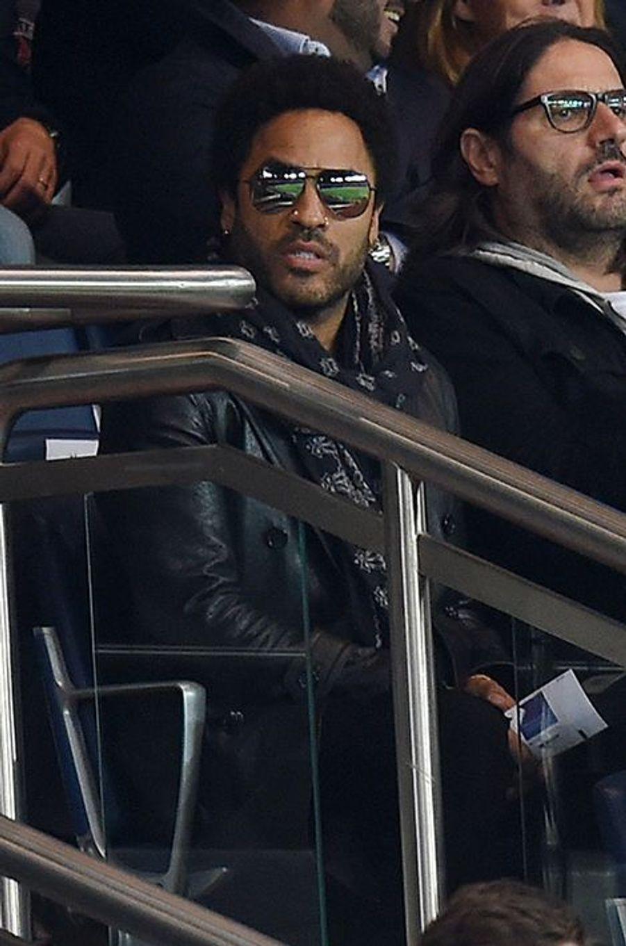 Lenny Kravitz au Parc des Princes le dimanche 5 octobre 2014