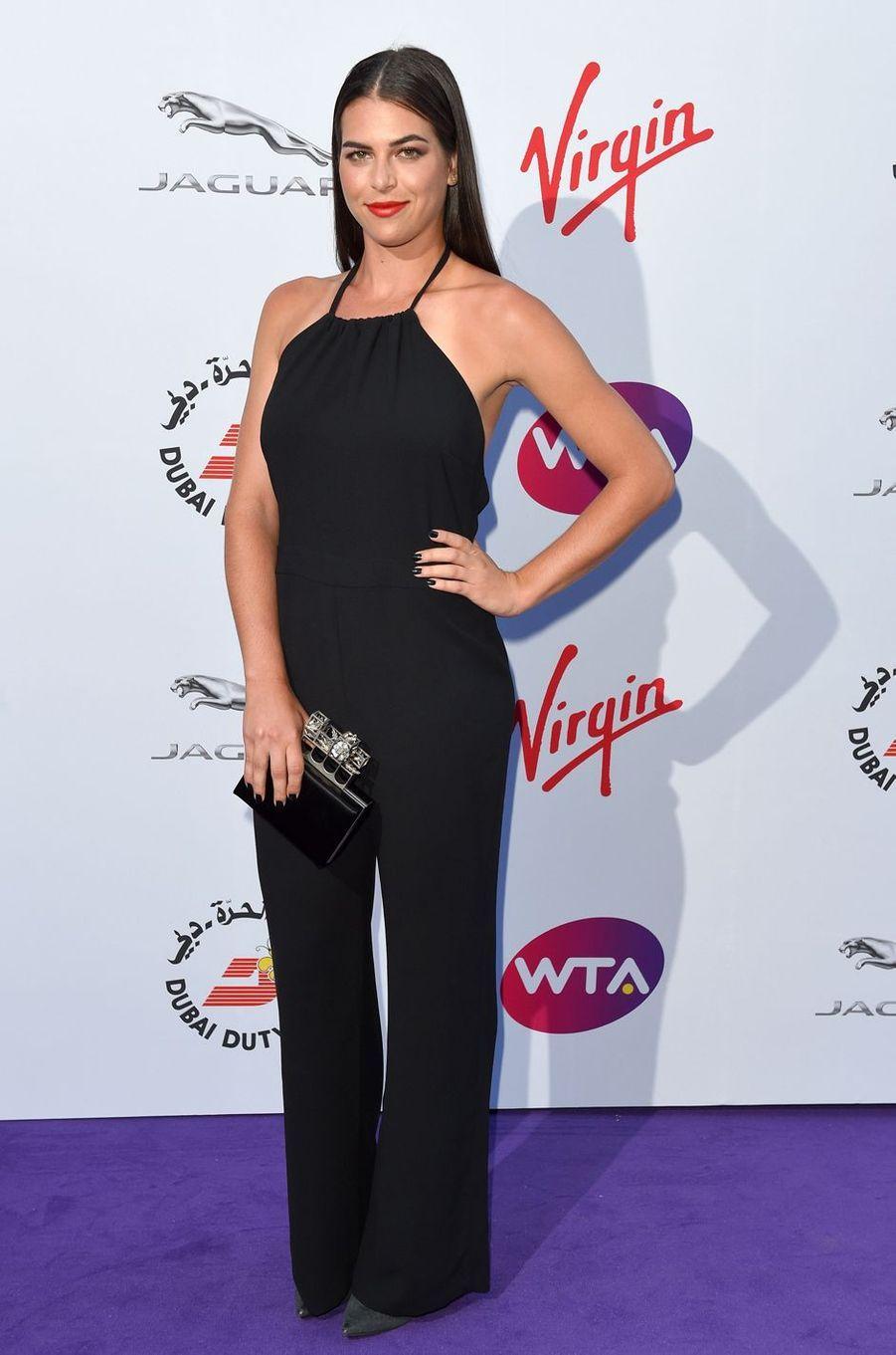 Ajla Tomljanovic, compagne de Nick Kyrgios.