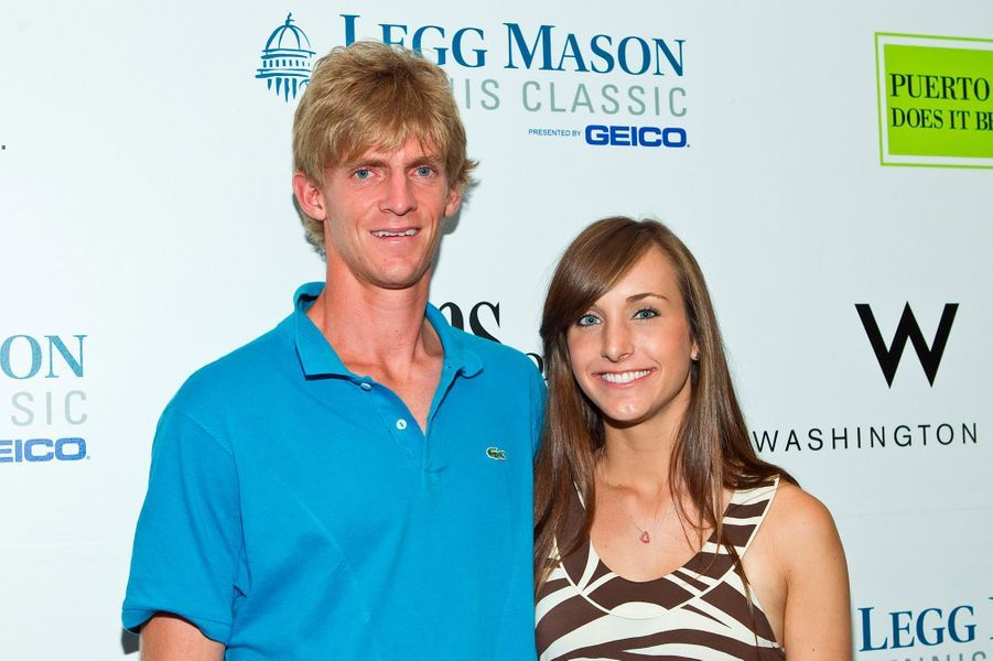 Kelsey O'Neal, compagne de Kevin Anderson.