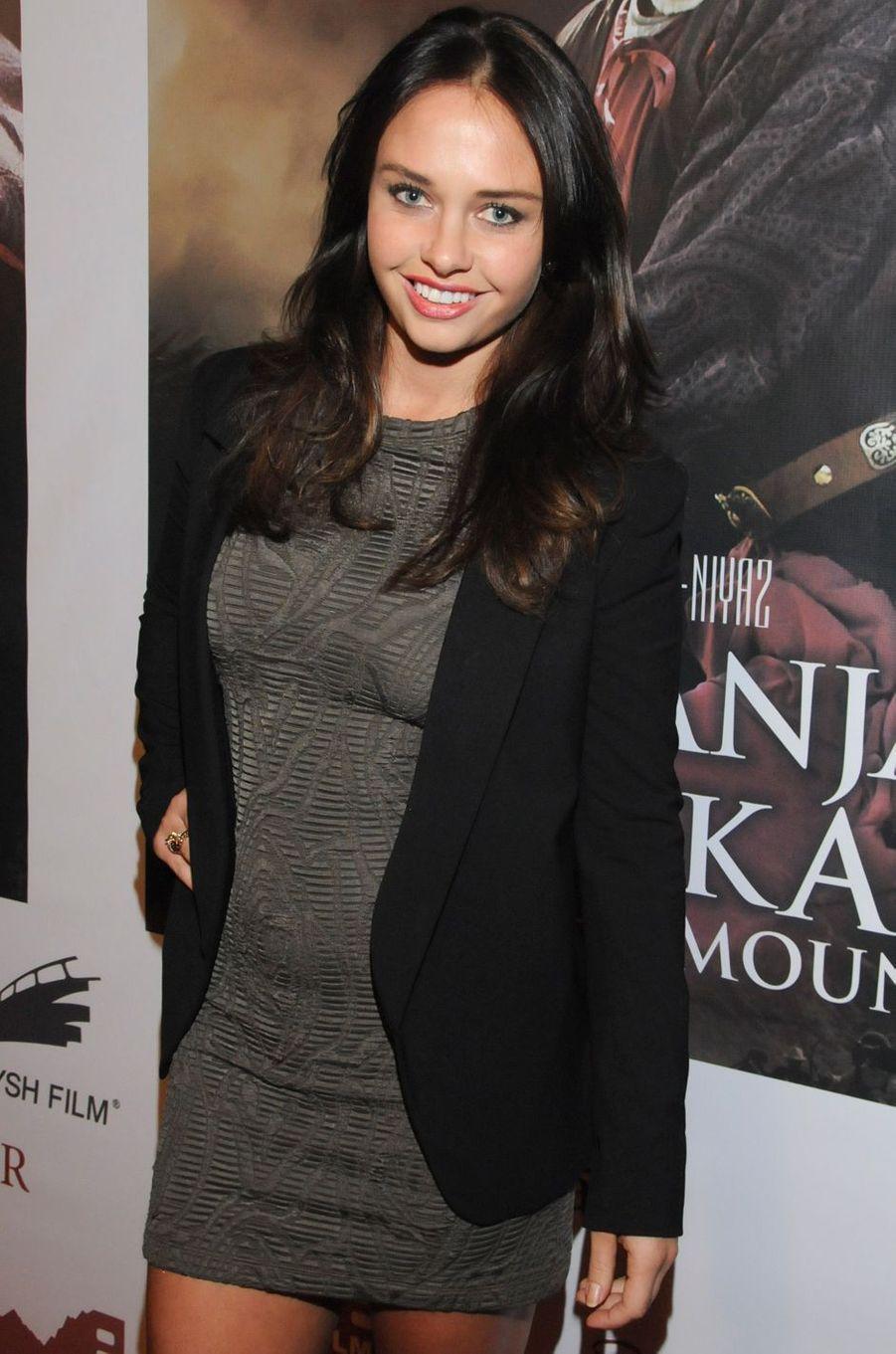 Madison McKinley, compagne de John Isner.