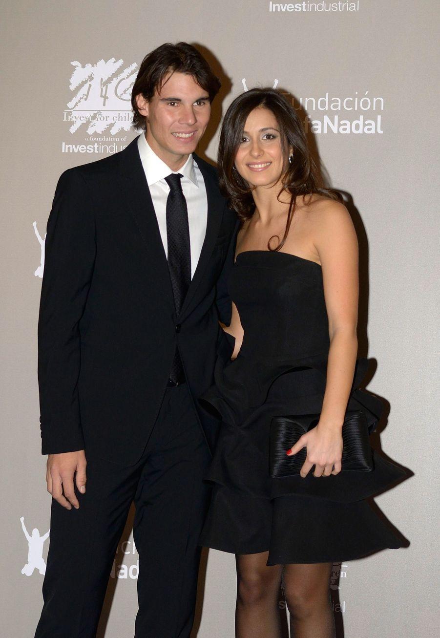 Maria Francisca Perello, compagne de Rafael Nadal.