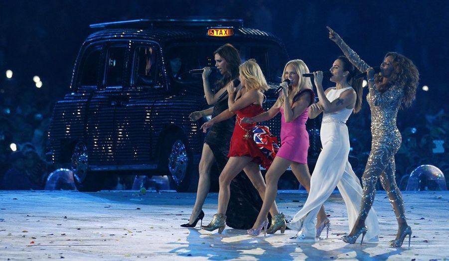 Le Girls Band a retrouvé le bonheur de la scène.