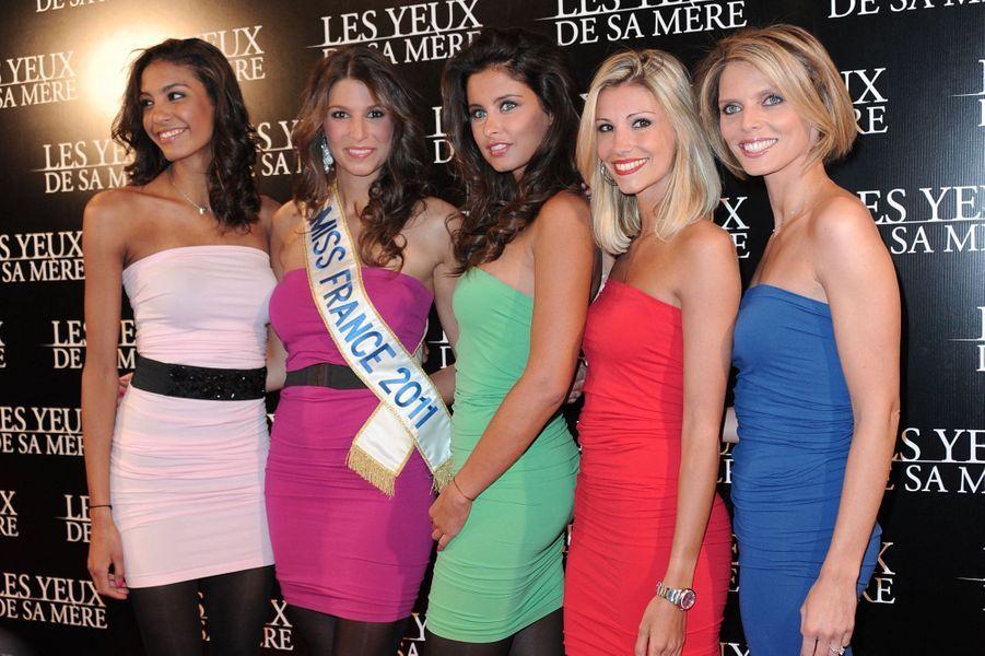 De nombreuses Miss France sont impliquées dans l'association Les Bonnes Fées. Telles de vraies princesses, elles apportent un soutien aux enfants malades en leur faisant découvrir de merveilleuses activités telles qu'un week-end féerique à Disneyland ou encore une journée d'équitation. Elles soutiennent également les femmes atteintes de cancer et offrent le matériel nécessaire permettant aux enfants de s'instruire.