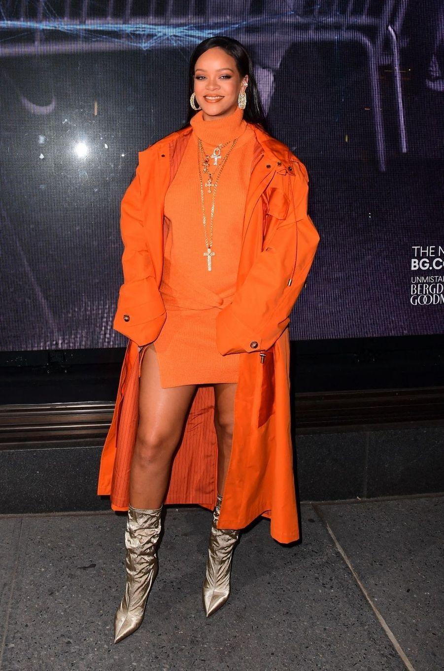 Nommée «personnalité humanitaire» de 2017 par l'université Harvard, Rihanna finance par le bais de son association Clara-Lionel un centre permettant de traiter le cancer du sein mais aussi des subventions pour les jeunes Caribéens rêvant d'étudier aux Etats-Unis. Cette même année, elle a rencontré Emmanuel Macron afin de discuter de l'éducation des enfants dans les pays en voie de développement.