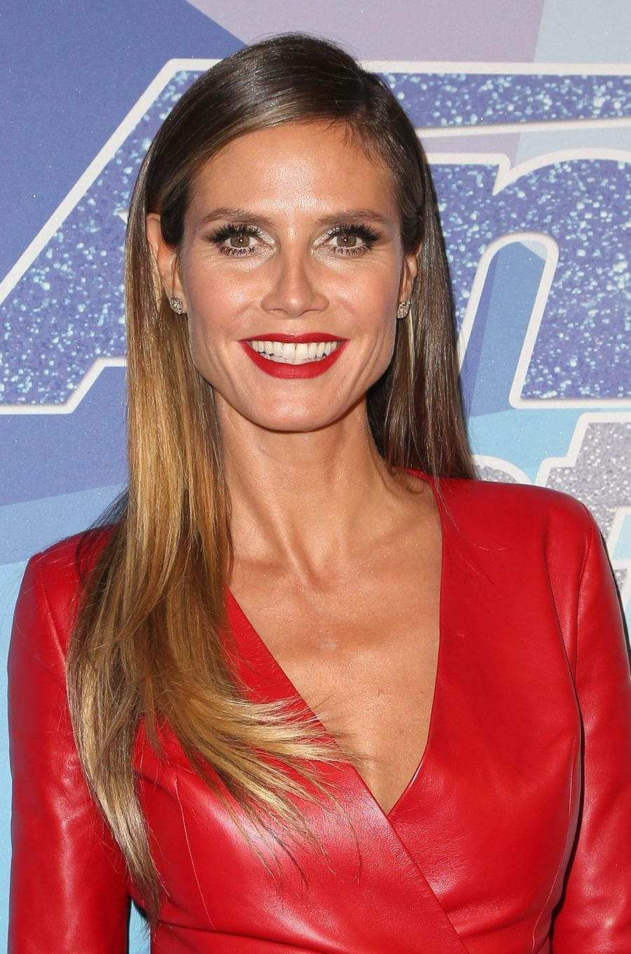 Heidi Klum, le 19 septembre 2017 à Los Angeles.