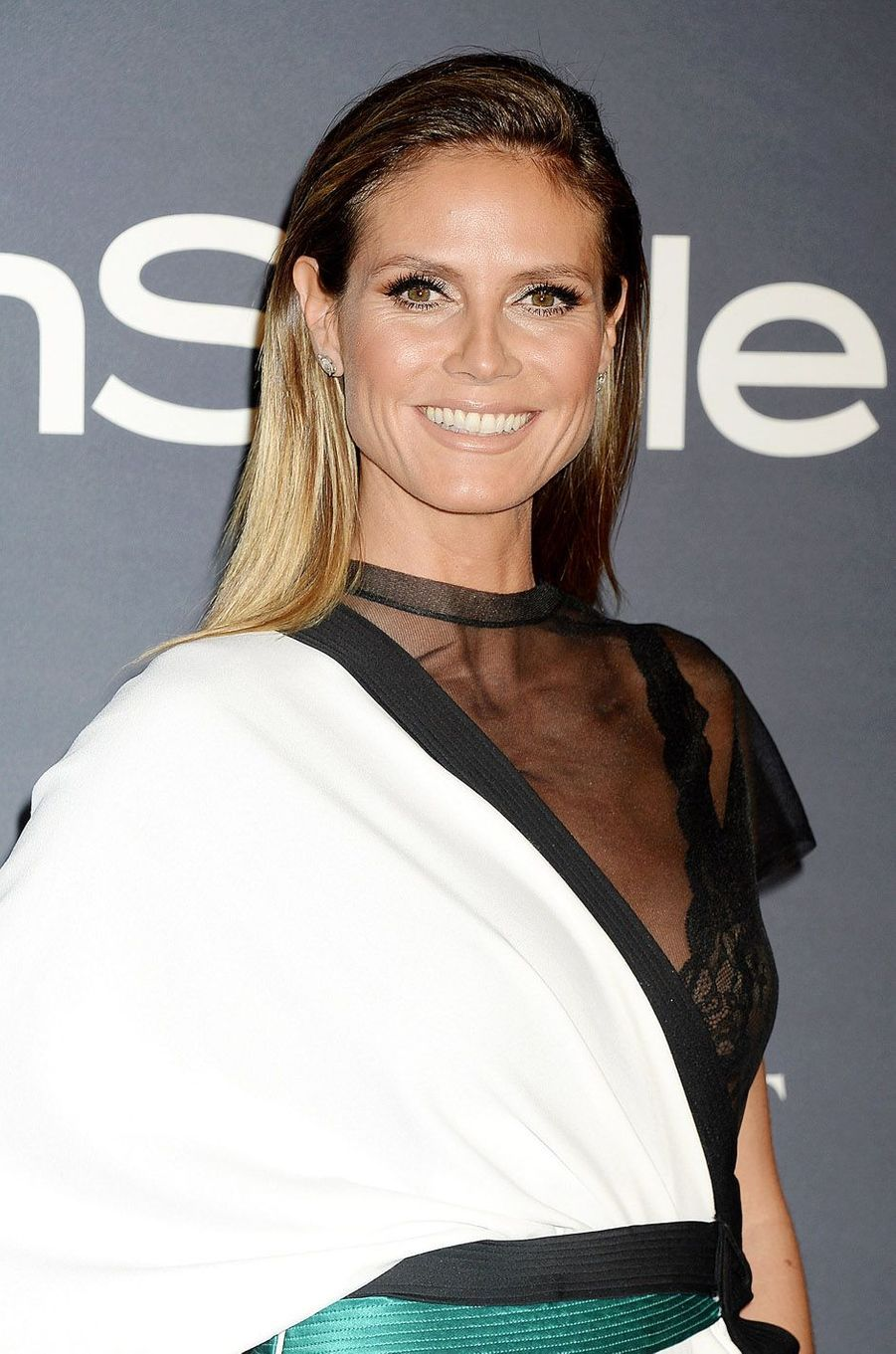 Heidi Klum, le 23 octobre 2017 à Los Angeles.