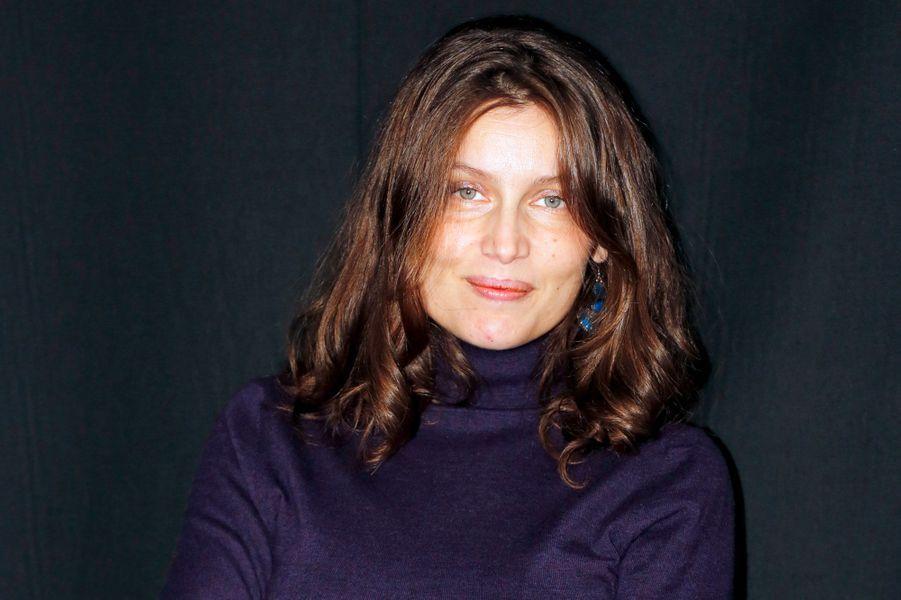 Stars sans maquillage : Laetitia Casta avant / après