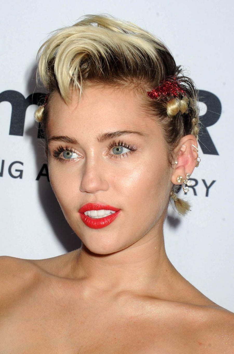 Miley Cyrus le 16 juin 2015.