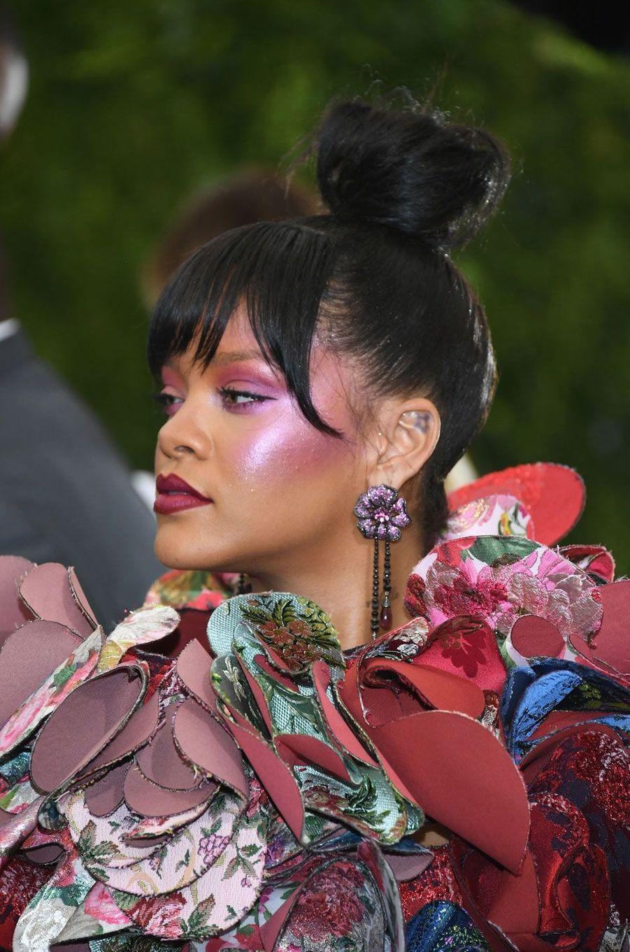 Rihanna lors du MET Gala 2017