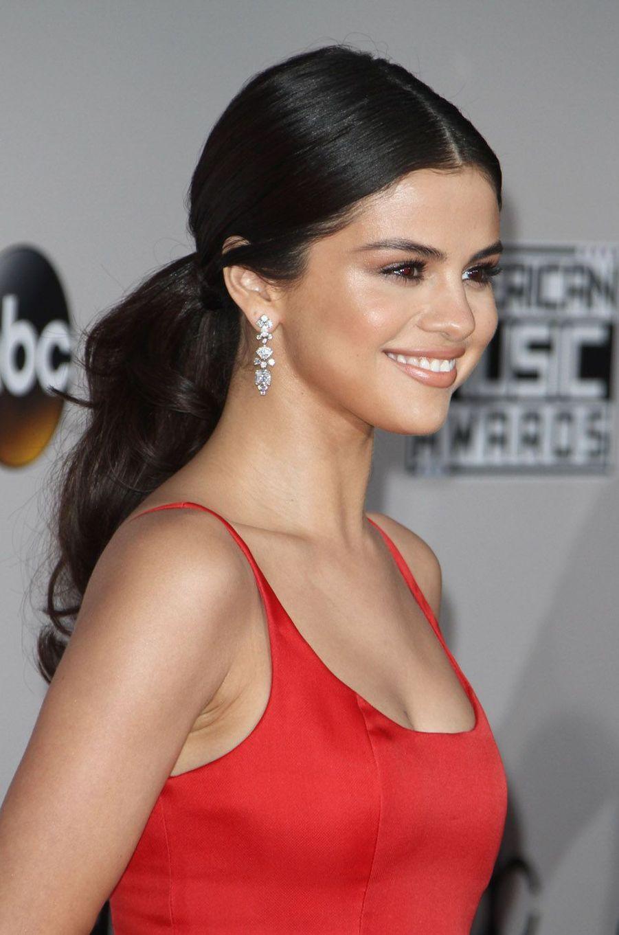 Selena Gomez, le 20 novembre 2016.