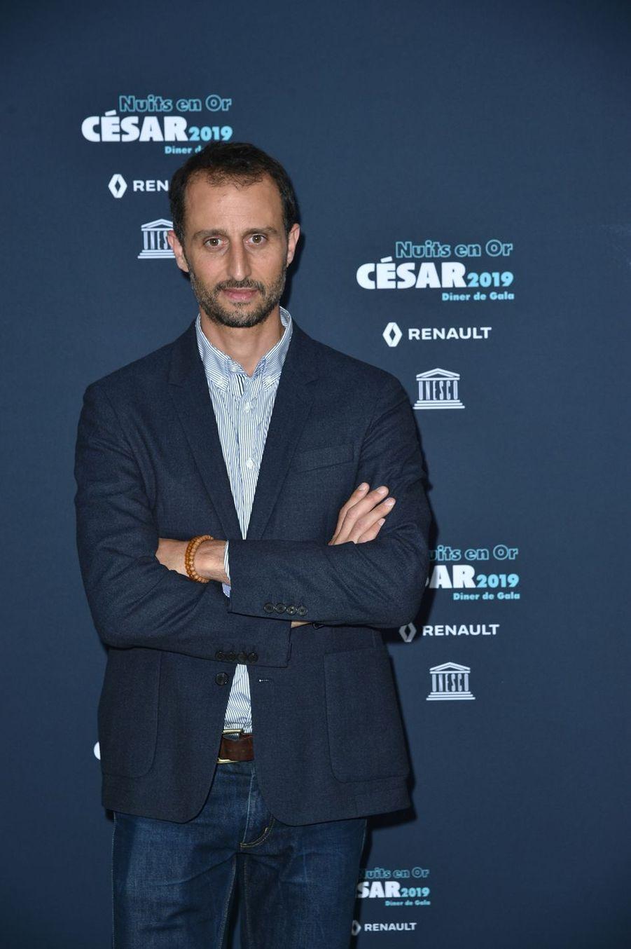 Arié Elmalehaux Nuits en Or à l'UNESCO, le 17 juin 2019.